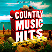 Country Music Hits by Country Music Stars - 40 All-Time Hits de Various Artists