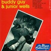 Buddy Guy & Junior Wells by Buddy Guy