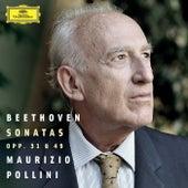 Beethoven: Piano Sonatas Opp. 31 & 49 von Maurizio Pollini
