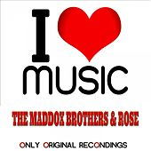 I Love Music - Only Original Recondings by Maddox Brothers and Rose