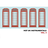 Hot Uk Instrumentals, Vol. 3 de Various Artists