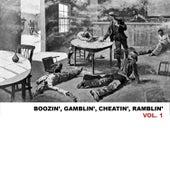 Boozin', Gamblin', Cheatin', Ramblin', Vol. 1 de Various Artists