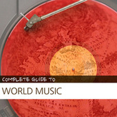 Complete Guide to World Music von Various Artists