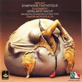 Berlioz: Symphonie Fantastique - Schönberg: Verklärte Nacht by Dimitri Mitropoulos