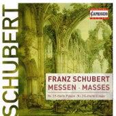 Schubert: Messen Nos 1-6/Deutsche Messe by Various Artists