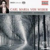 Weber: Overtures Euryanthe/De Freischutz/Oberon/Abu Hassa by Staatskapelle Dresden