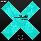 #DigitalDecade Techno - EP by Various Artists
