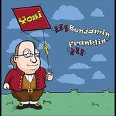 Benjamin Franklin by Yosi