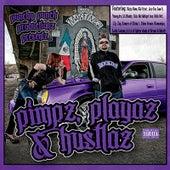 Pimpz, Playaz & Hustlaz (Punchy Punch Productionz Presentz) by Various Artists
