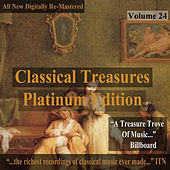 Classical Treasures: Platinum Edition, Vol. 24 (Remastered) by Various Artists