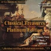 Classical Treasures: Platinum Edition, Vol. 18 (Remastered) de Various Artists