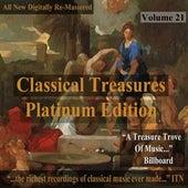Classical Treasures: Platinum Edition, Vol. 21 (Remastered) de Various Artists