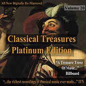 Classical Treasures: Platinum Edition, Vol. 20 (Remastered) by Various Artists