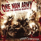 Error in Evolution von One Man Army And The Undead Quartet