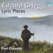 Edvard Grieg: Lyric Pieces de Paul Crossley