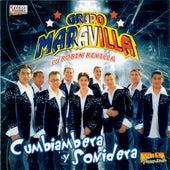 Cumbiambera y Sonidera de Grupo Maravilla