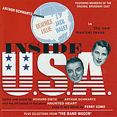 'Inside U.S.A.' + Selections from 'The Band Wagon' von Various Artists
