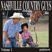 Nashville Country Guys, Volume 1 de Various Artists