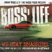 Snoop Dogg & Jt The Bigga Figga Present - Boss' Life: The Compilation by Various Artists