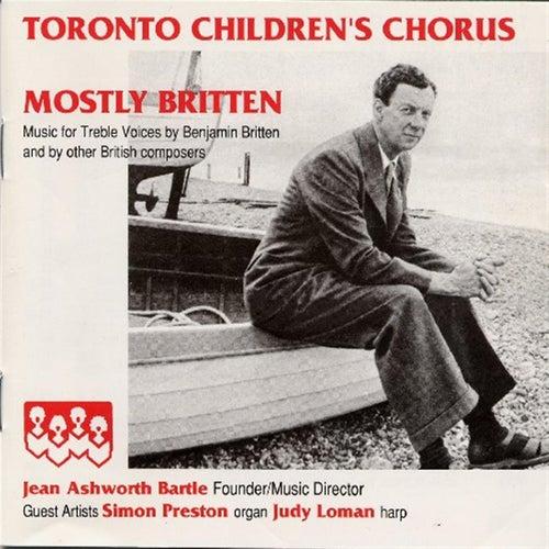 Mostly Britten by Toronto Children's Chorus
