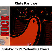 Chris Farlowe's Yesterday's Papers de Chris Farlowe