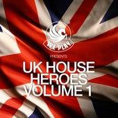WePlay Presents UK House Heroes Volume 1 von Various Artists