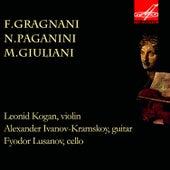 Gragnani, Paganini, Giuliani: Chamber Music for Guitar by Various Artists