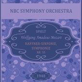 NBC Symphony Orchestra spielt: Wolfgang Amadeus Mozart: