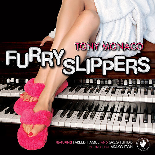 Furry Slippers by Tony Monaco
