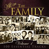 All in the Family, Vol. 1 (100 Essential Tracks) de Various Artists