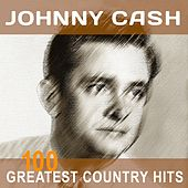 Johnny Cash: 100 Greatest Country Hits (Recordings - Top Sound Quality!) de Johnny Cash