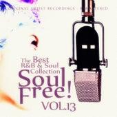Soul Free! The Best R&B & Soul Collection - Vol.13 von Various Artists