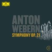 Webern: Symphony Op.21 de Christiane Oelze