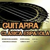La Guitarra Clásica Española de Various Artists
