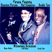 Texas Tenors Blowing Session by Nat Simpkins