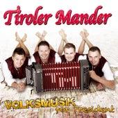 Volksmusik for President van Tiroler Mander