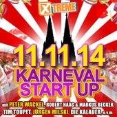 Xtreme Karneval Startup 2014 von Various Artists