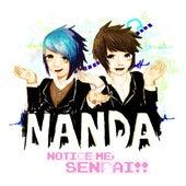 Notice Me, SENPAI!! by Nanda