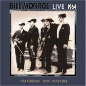 Live 1964 by Bill Monroe