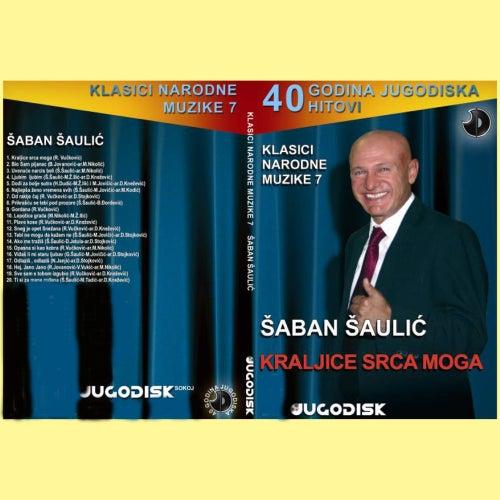 Kraljica srca moga by Saban Saulic