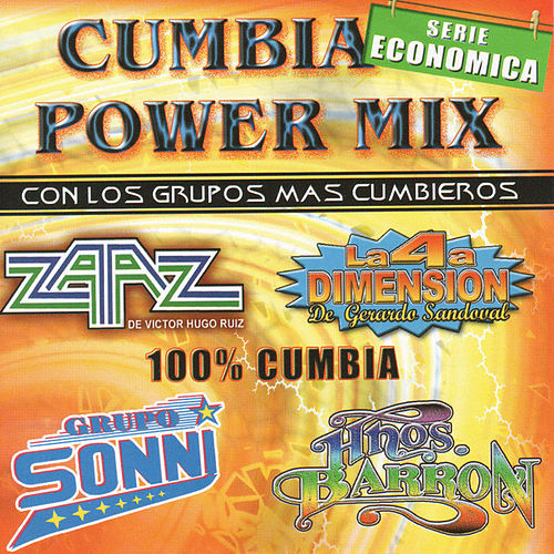 Cumbia Power MixCUMBIA POWER MIX by Various Artists