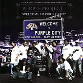 Purple Project Volume 1 Welcome To Purple City von Various Artists