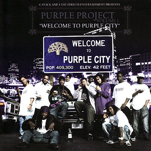 Purple Project Volume 1 Welcome To Purple City by Various Artists