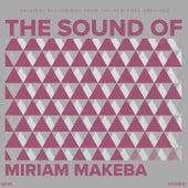The Sound of Miriam Makeba de Miriam Makeba
