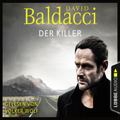 Der Killer von David Baldacci