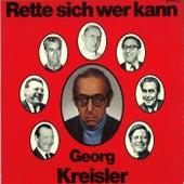 Rette sich wer kann von Georg Kreisler
