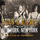 New York, New York (Live) von Guns N' Roses