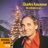 Un enfant est né de Charles Aznavour