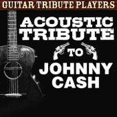 Acoustic Tribute to Johnny Cash de Guitar Tribute Players
