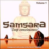 Samsara Deep Consciousness, Vol. 1 de David Thomas